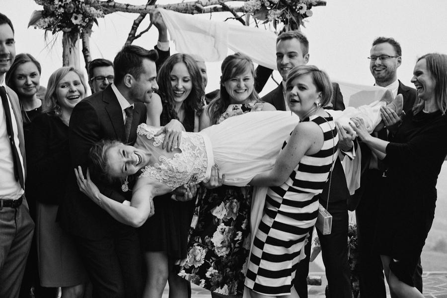 reportaż ślubny, ślub plenerowy