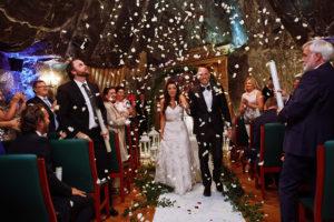 reportaż ślubny, ślub w kopalni soli w wieliczce, ślub humanistyczny
