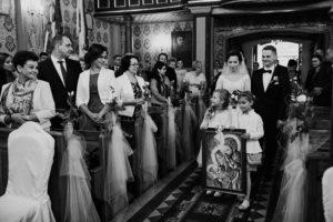 reportaż ślubny kraków, ceremonia ślubna dębica