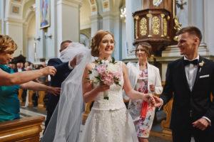reportaż ślubny kraków, ceremonia ślubna