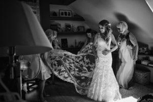 reportaż ślubny kraków, przygotowania do ślubu
