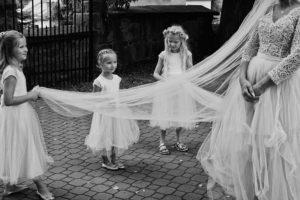 sesja ślubna, zjawiskowa suknia ślubna, suknia ślubna od sylwii kopczyńskiej, sylwia kopczyńska