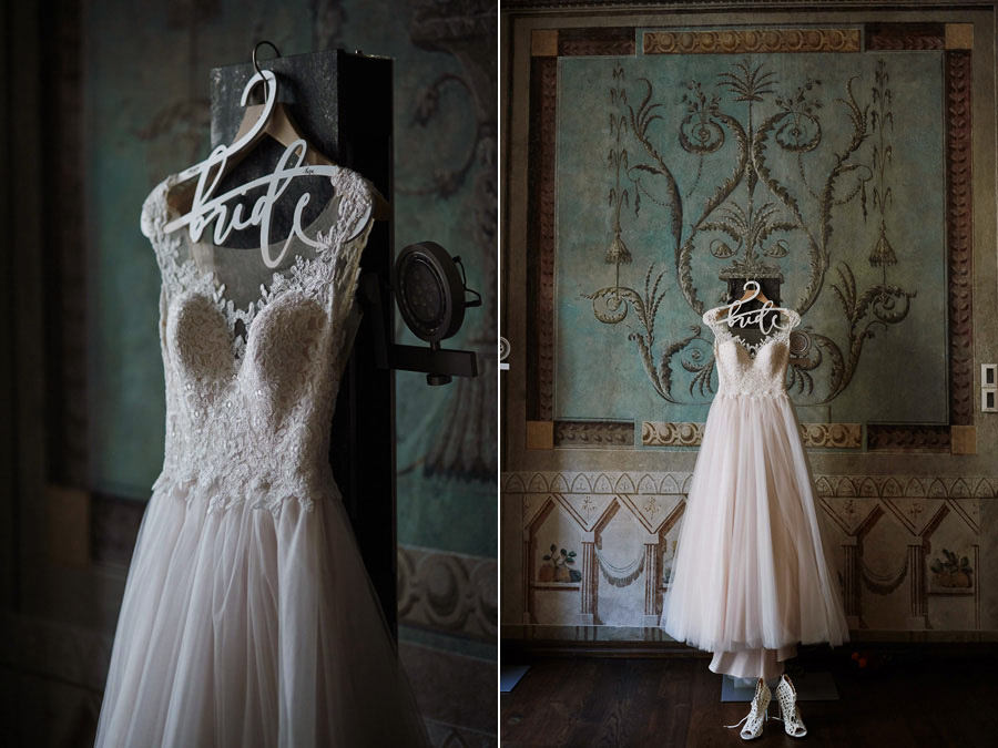 suknia ślubna hotel stary