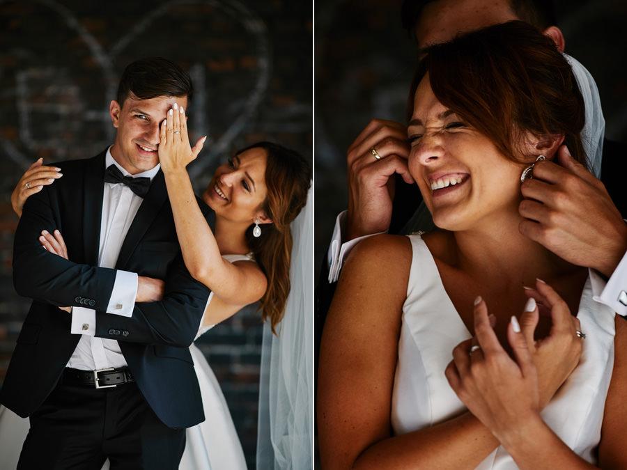 sesja ślubna na nikiszowcu