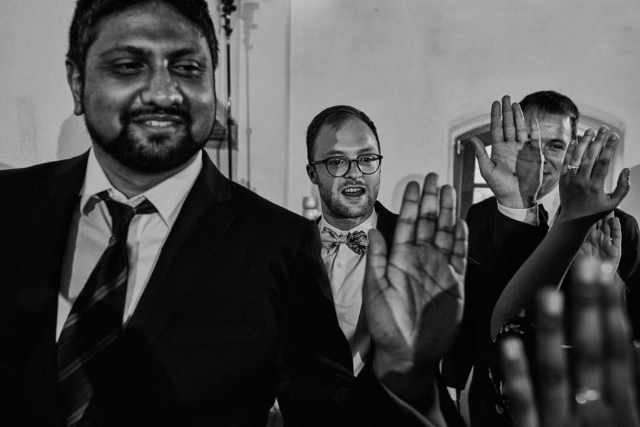 wesele w klimacie postindustrialnym