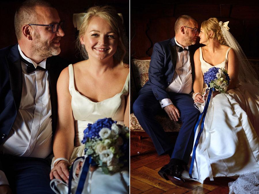 sesja ślubna zamek kliczków