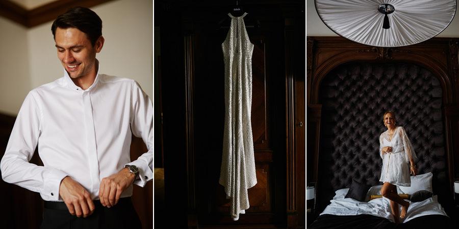 przygotowania do ślubu pałac goetz