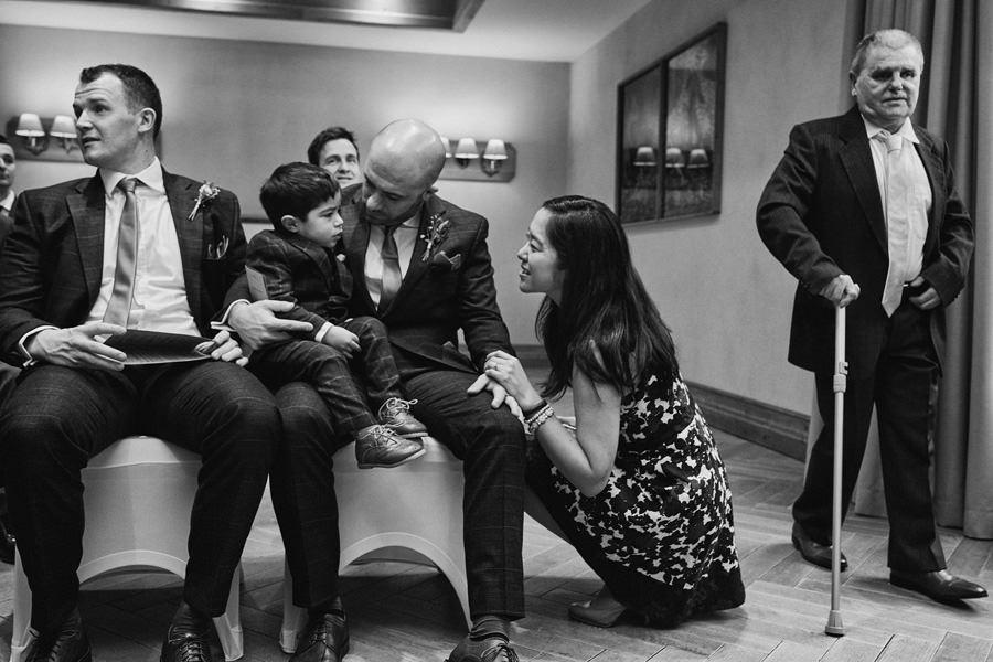 ślub w hotelu aries