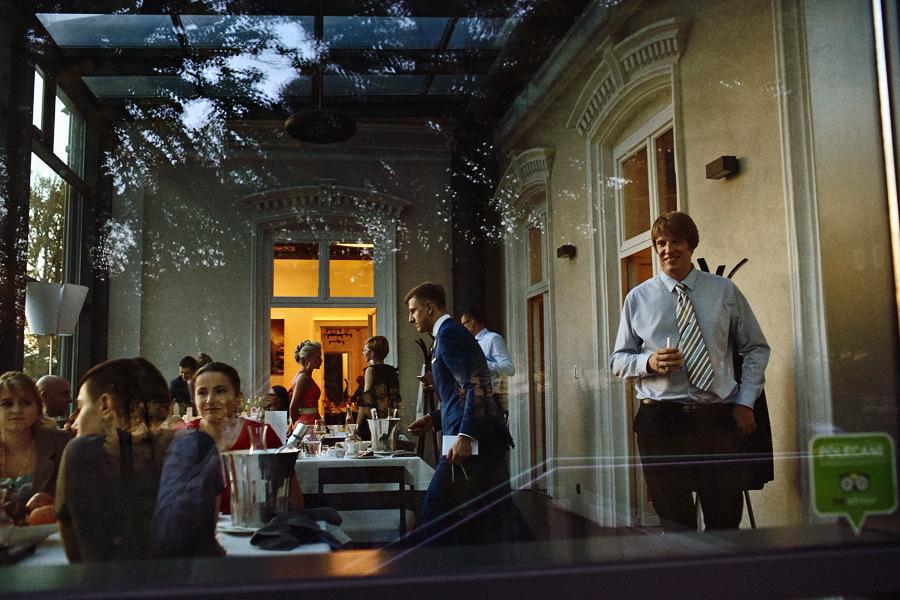 wesele w dworku new restaurant
