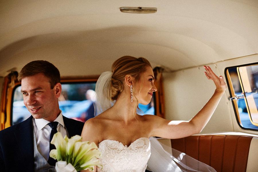 jesienny ślub na podhalu