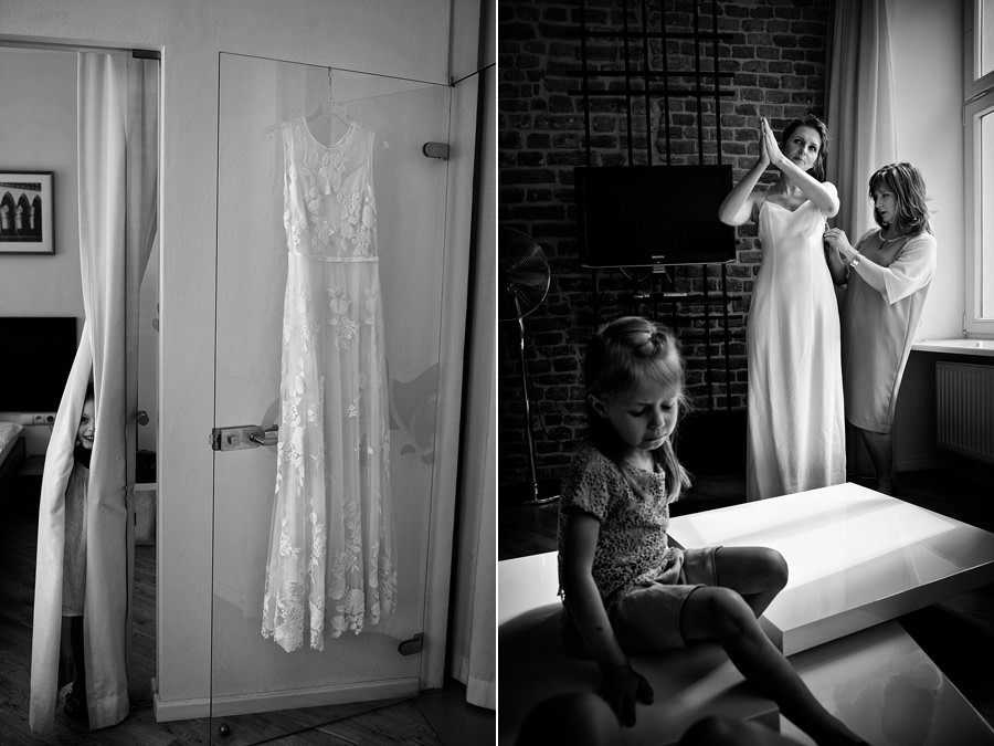 dzieci na weselu