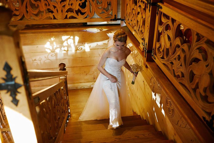 rustykalne wesele na podhalu