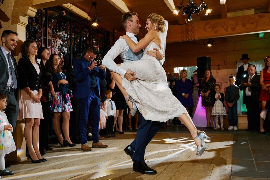 pierwszy taniec wesele podhale
