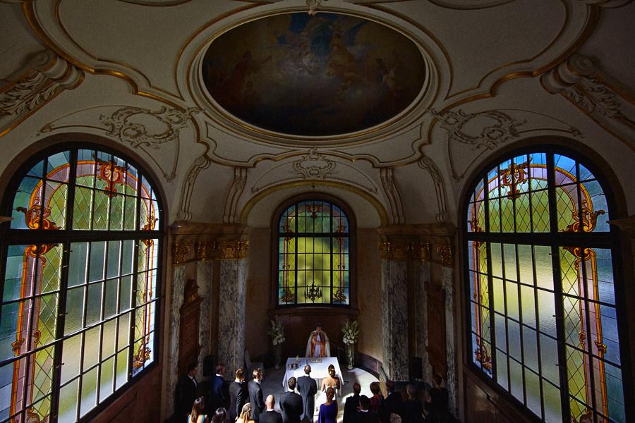 kaplica pałac goetz