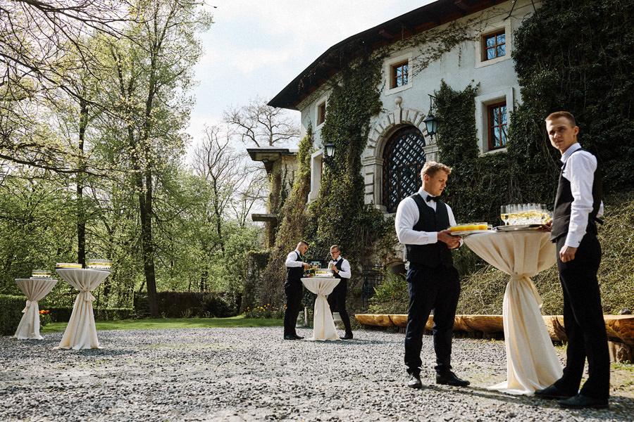 wesele na zamku w korzkwi